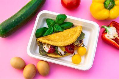 Posiłki bez glutenu i laktozy - Cud i Miód
