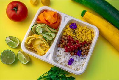Dieta pudełkowa bez laktozy - Cud i Miód