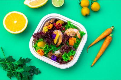 Dieta wegetariańska z rybą - Cud i Miód