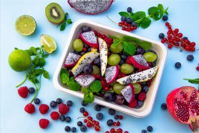Dieta wegetariańska - Cud i Miód