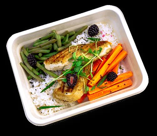 Dieta pudełkowa Cud i Miód