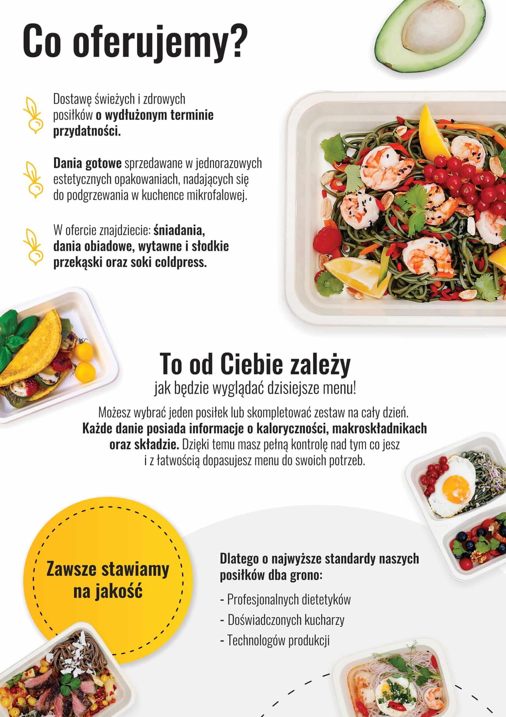 Gotowe dania z dostawą do domu - cudimiod.pl