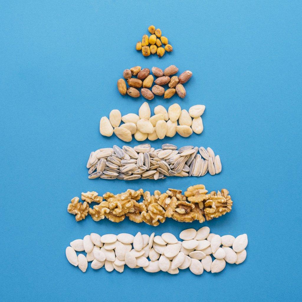 Piramida żywieniowa - catering dietetyczny Cud i Miód