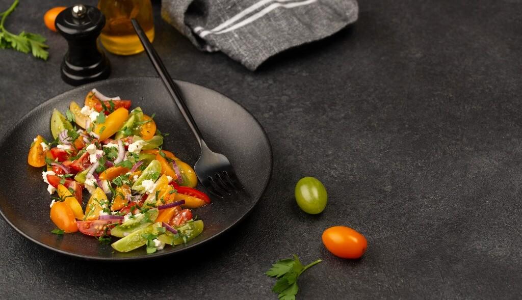 Dietetyczna kolacja Cud i Miód