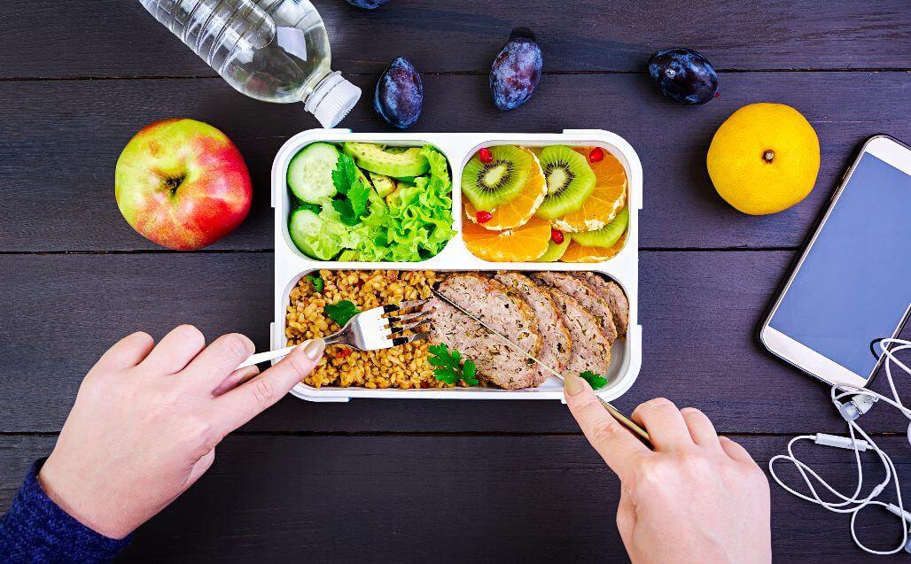 lunchbox do pracy - Cud i Miód