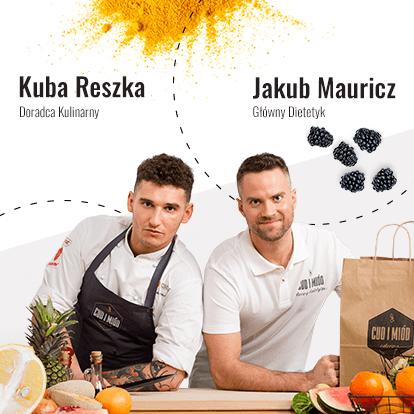 Kuba Reszka i Jakub Mauricz - Cud i Miód