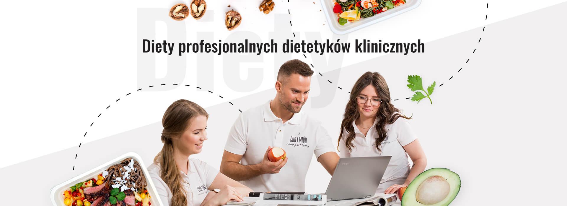 Cud i Miód - Diety profesjonalnych dietetyków