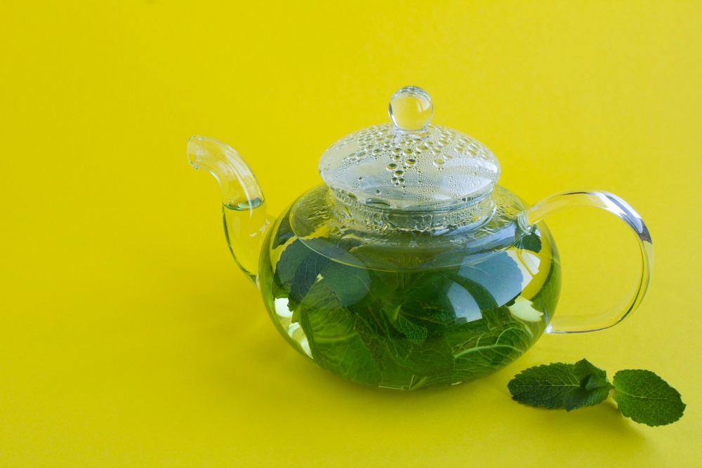 Zioła i herbaty odchudzjące